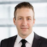 Michael Rodey, Senior innovation manager, Maersk