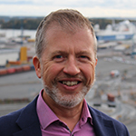 Kimmo Kostia, Manager IT infrastructure, Finnlines Group