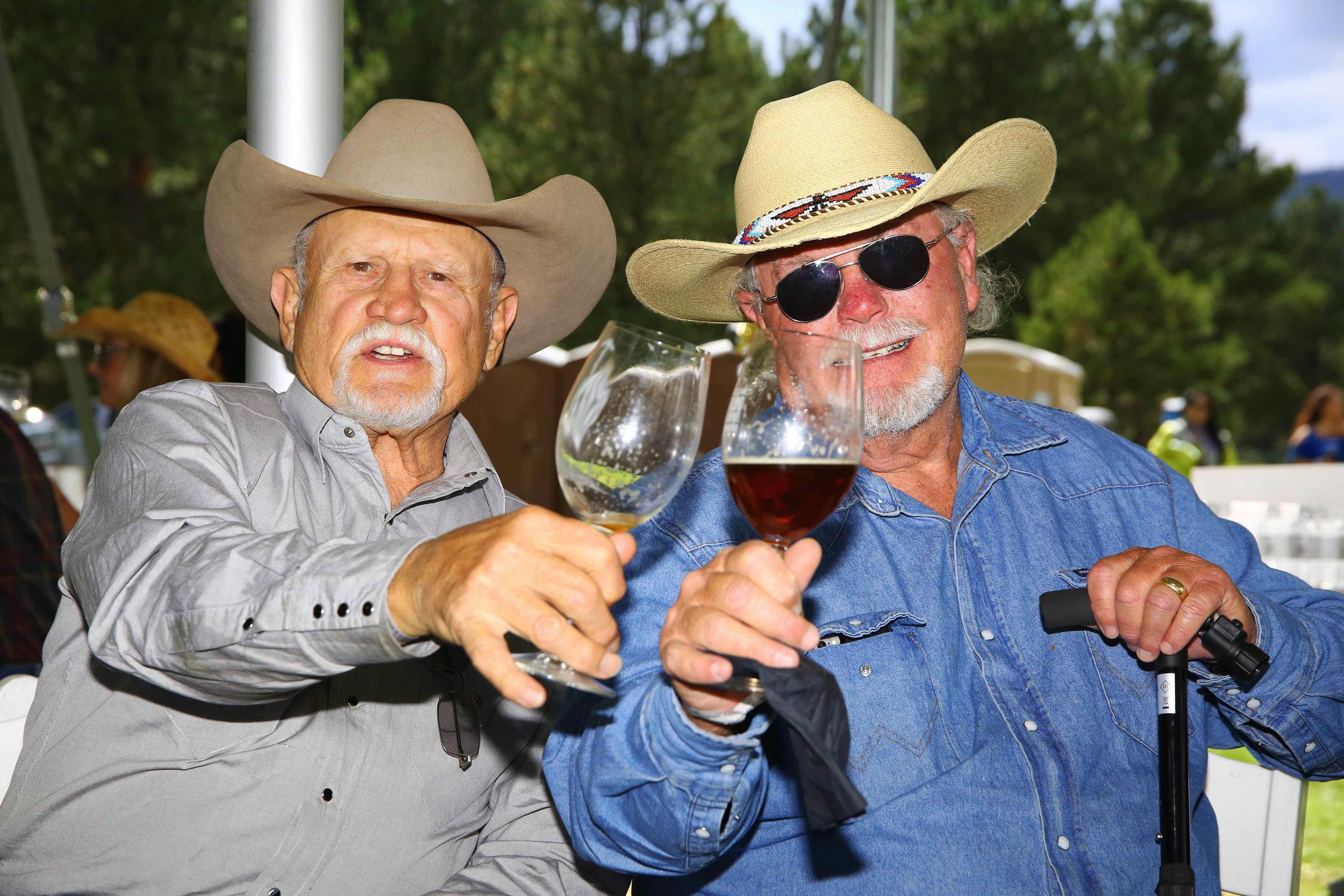 Cliff Teinnert & Dale Johnson