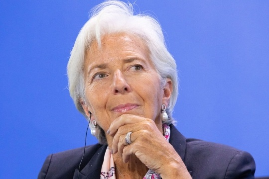 A change of direction under Christine Lagarde is unlikely - When Christine Lagarde was asked last year whether she was interested in a job in Europe, the head of the IMF made an emphatic denial.