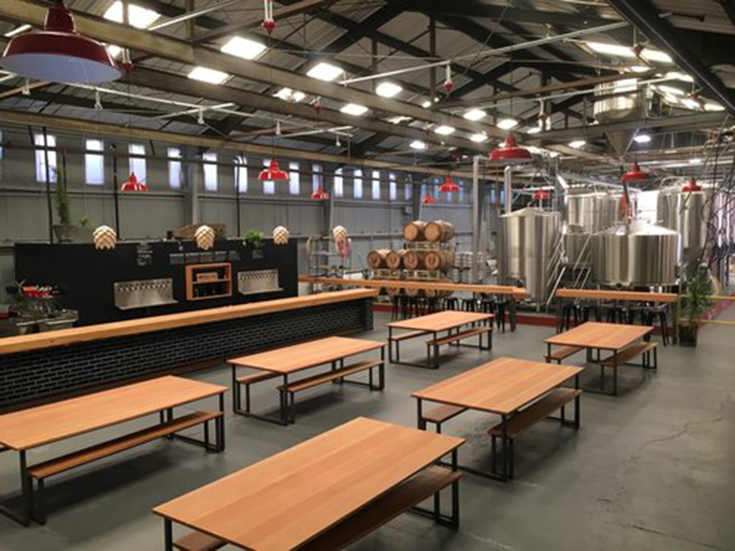 Barebottle Brewing Co  - Production Brewery & Taproom
