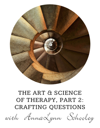 The Art and Science of Therapy Crafting Questions