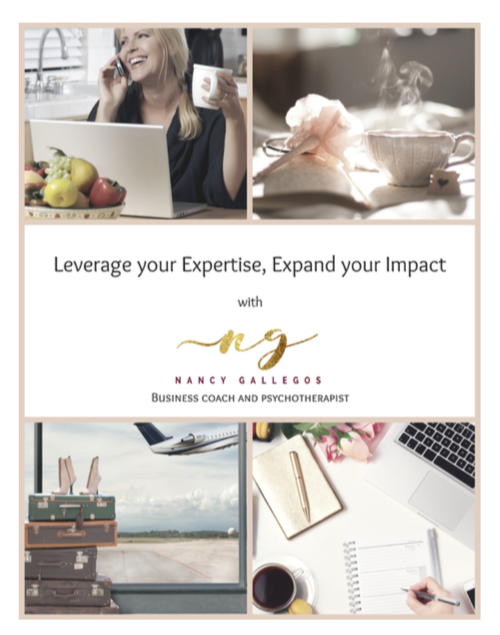 Guide: Leverage Your Expertise with Coaching