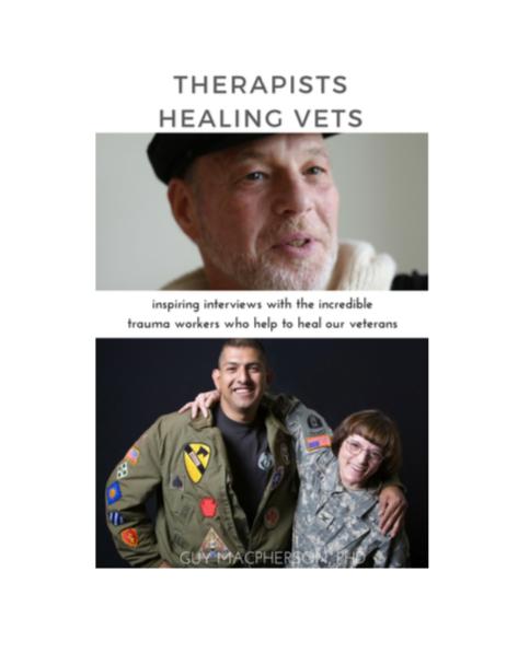 Therapists Healing Vets Ebook