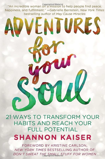 Adventures For Your Soul | Refreshed Therapist Book Club