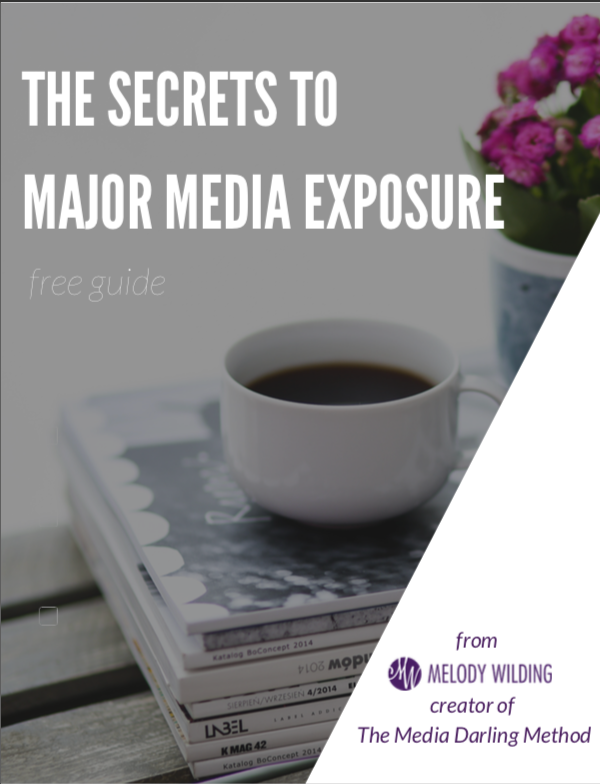 Secrets to Major Media Coverage