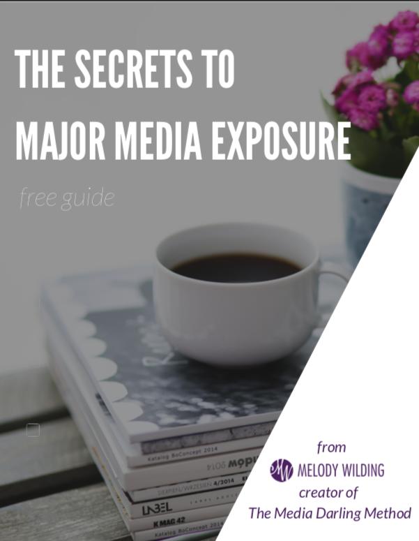 Secrets to Major Media Exposure