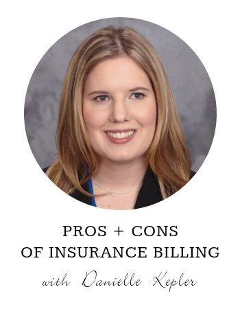 Pros and Cons of Billing Health Insurance | Danielle Kepler