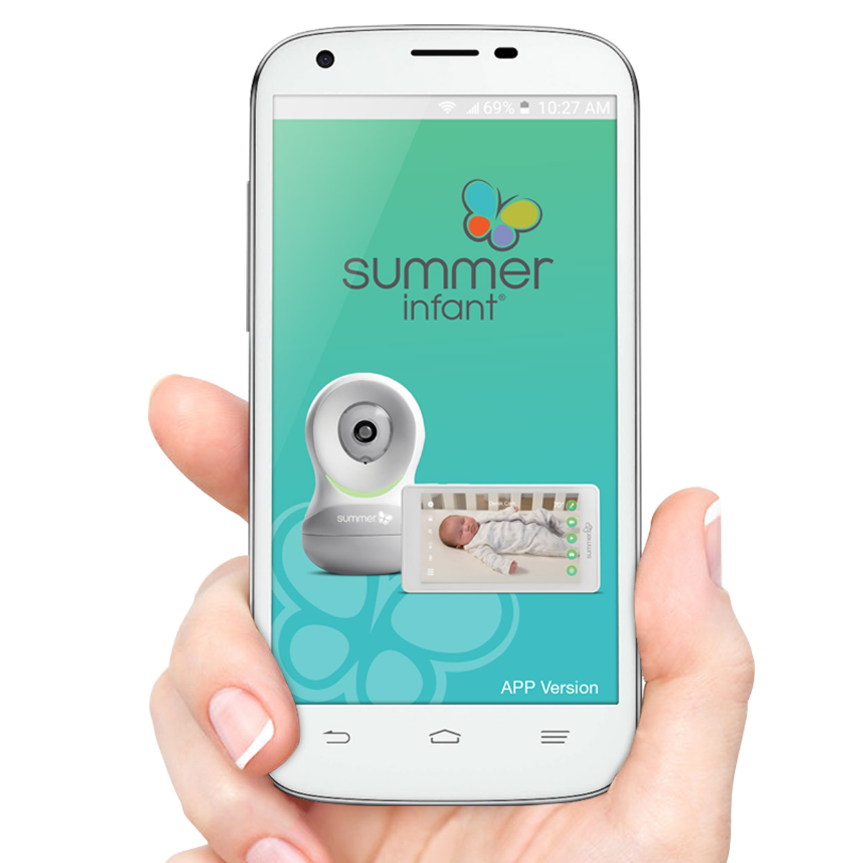 Summer Infant: The LivCam Video Monitor APP.