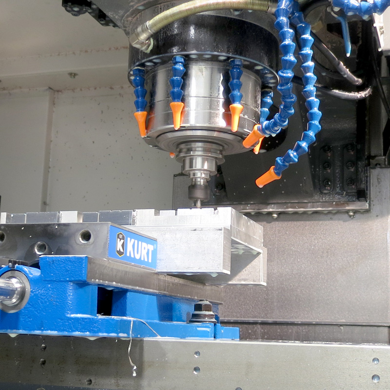 Precision machining of a wide array of metal, plastic and composite materials for end-use parts, foundry patterns and thermoform molds.