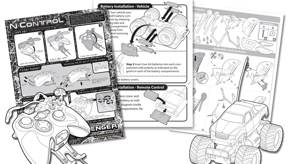 Instruction Booklets