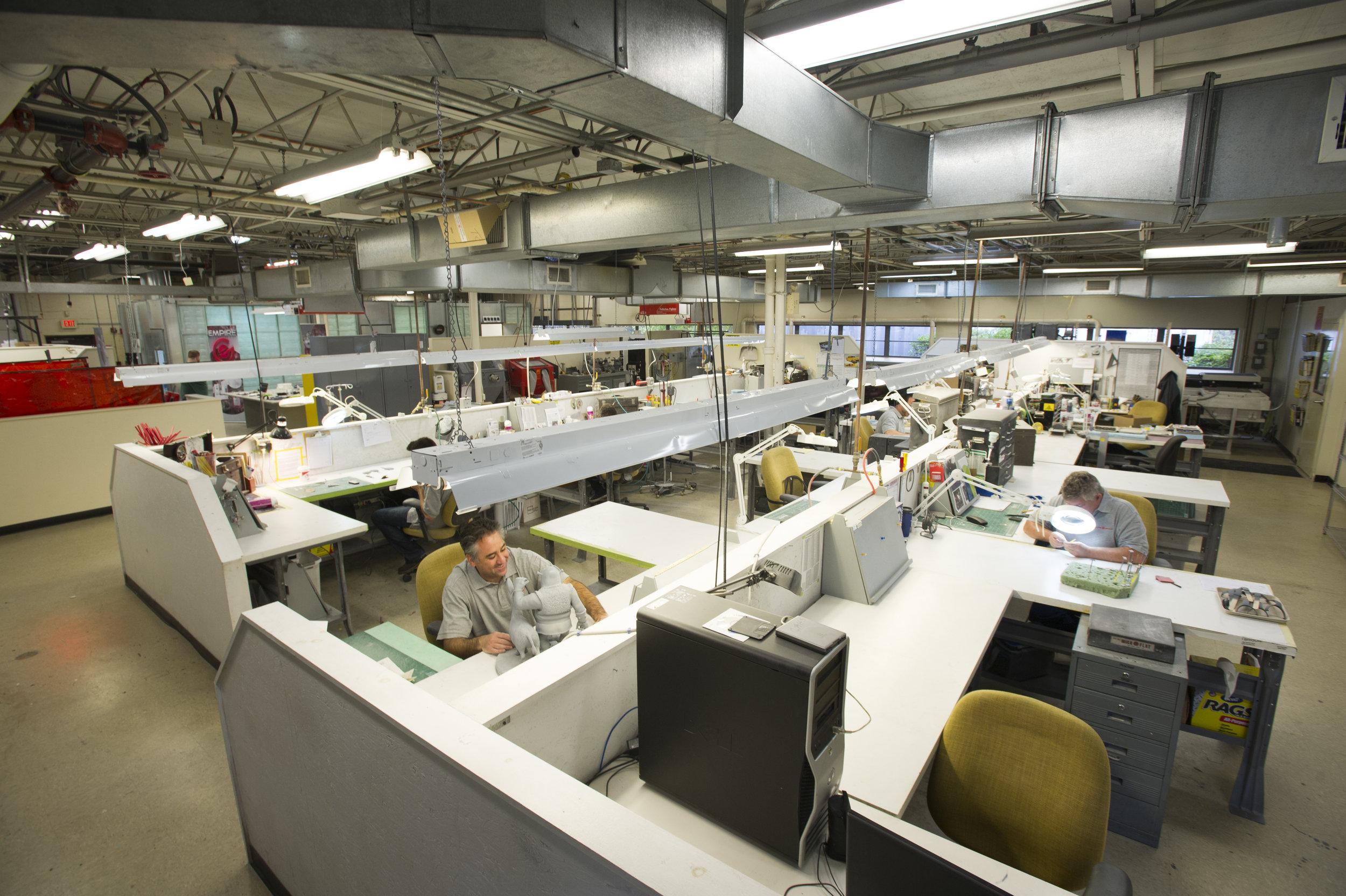 Empire Group Model Shop  -  Attleboro, MA Facility