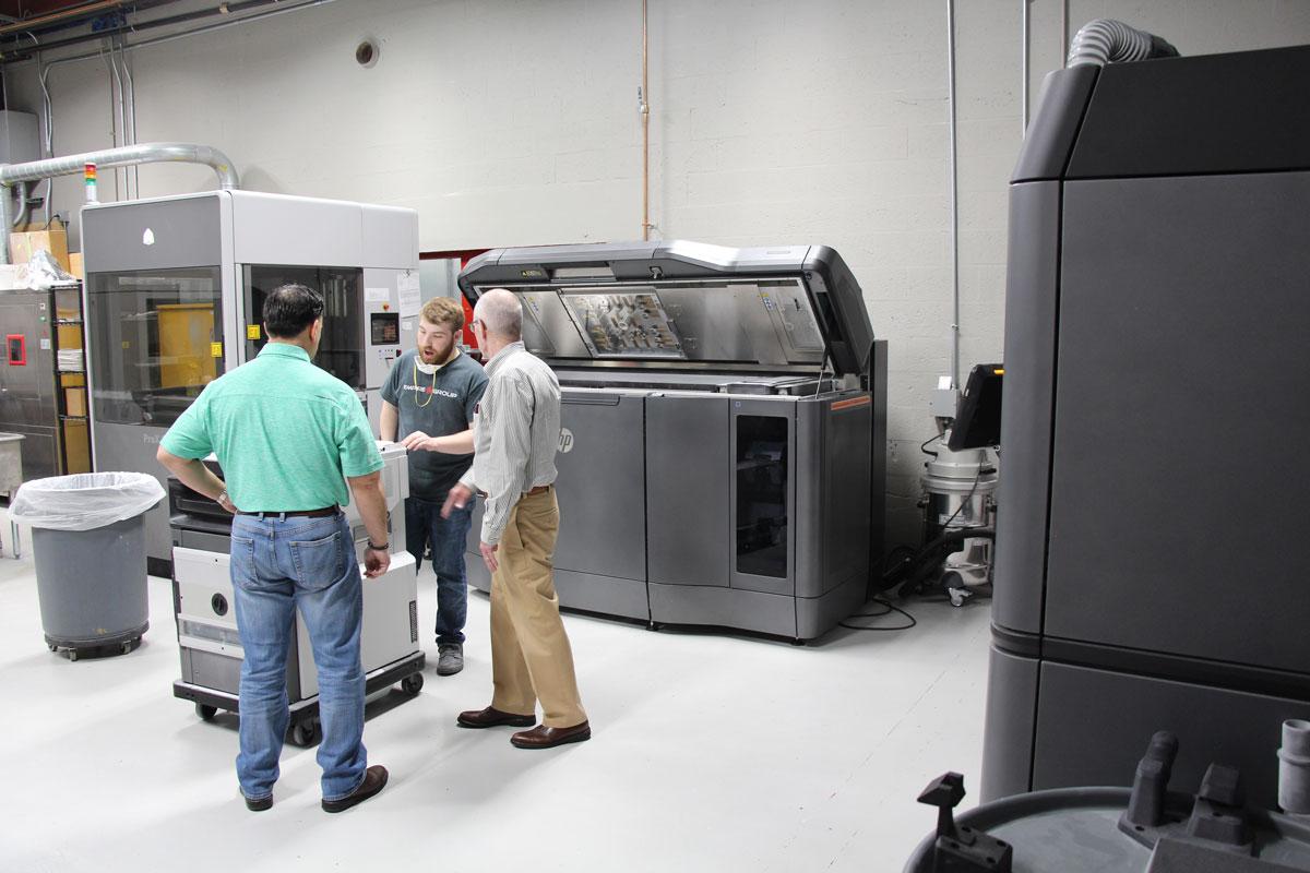 Rapid Prototype/3D Print Lab