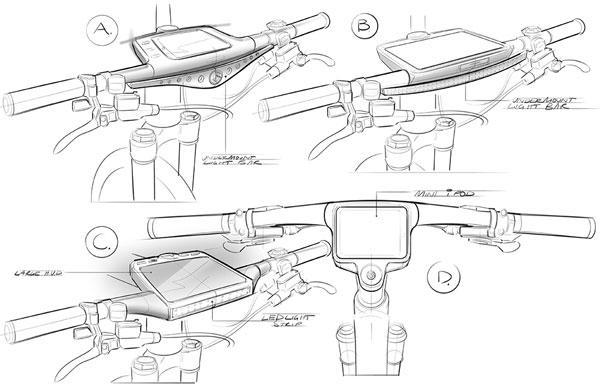 Product Design Concept Sketch 1