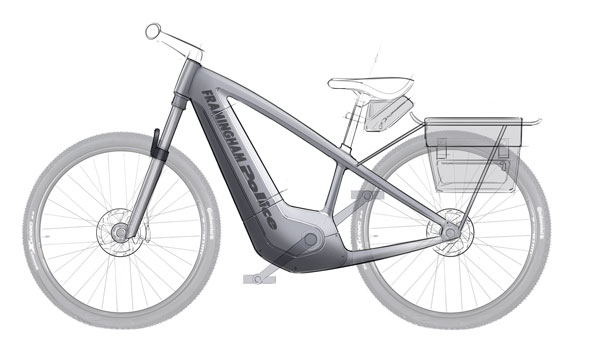 Product Design Concept Sketch 2