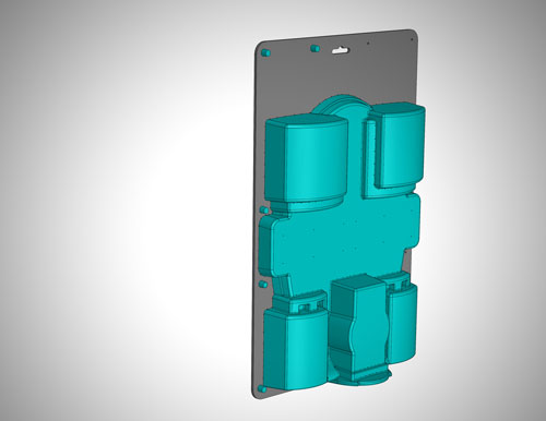 Blister Packaging CAD