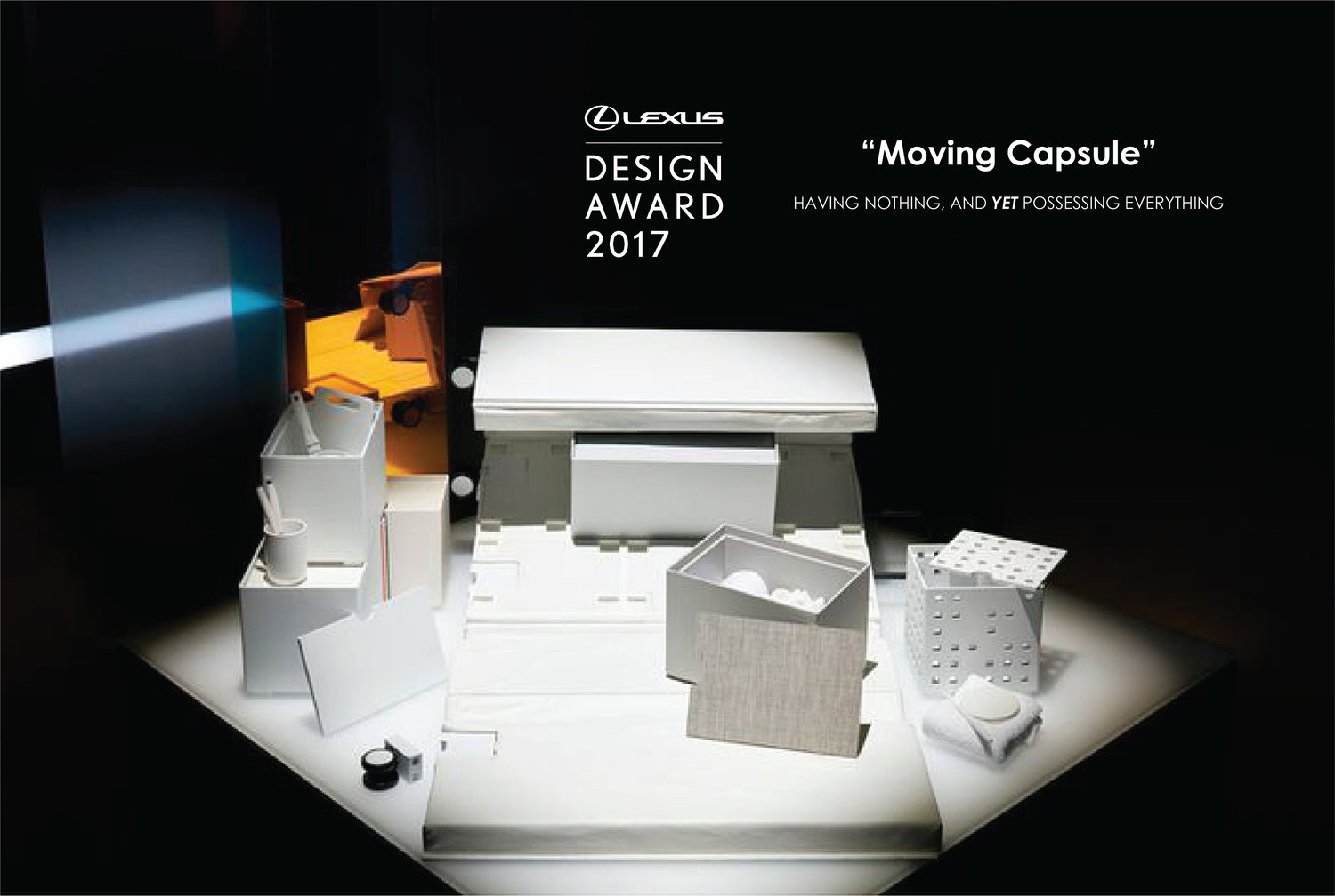 Moving Capsule Prototype & Design