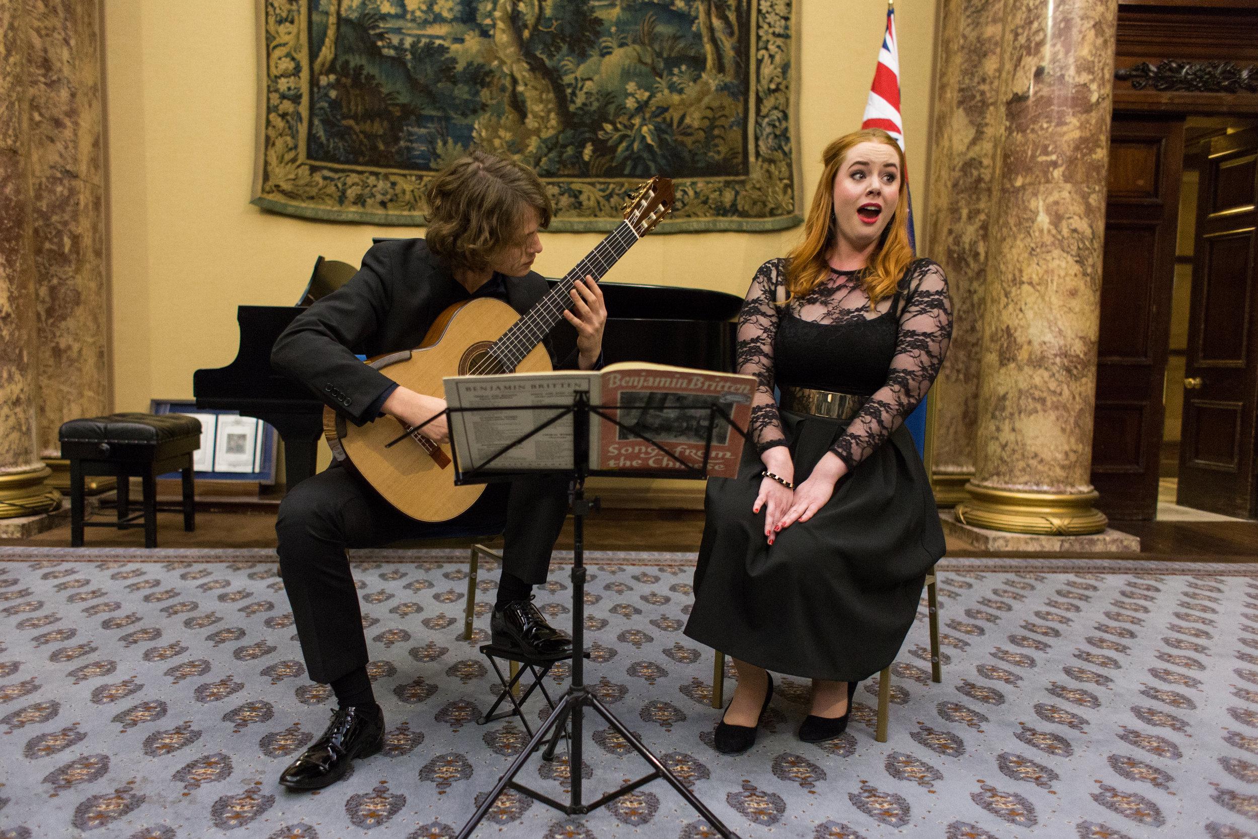 Australian Embassy Christmas Concert
