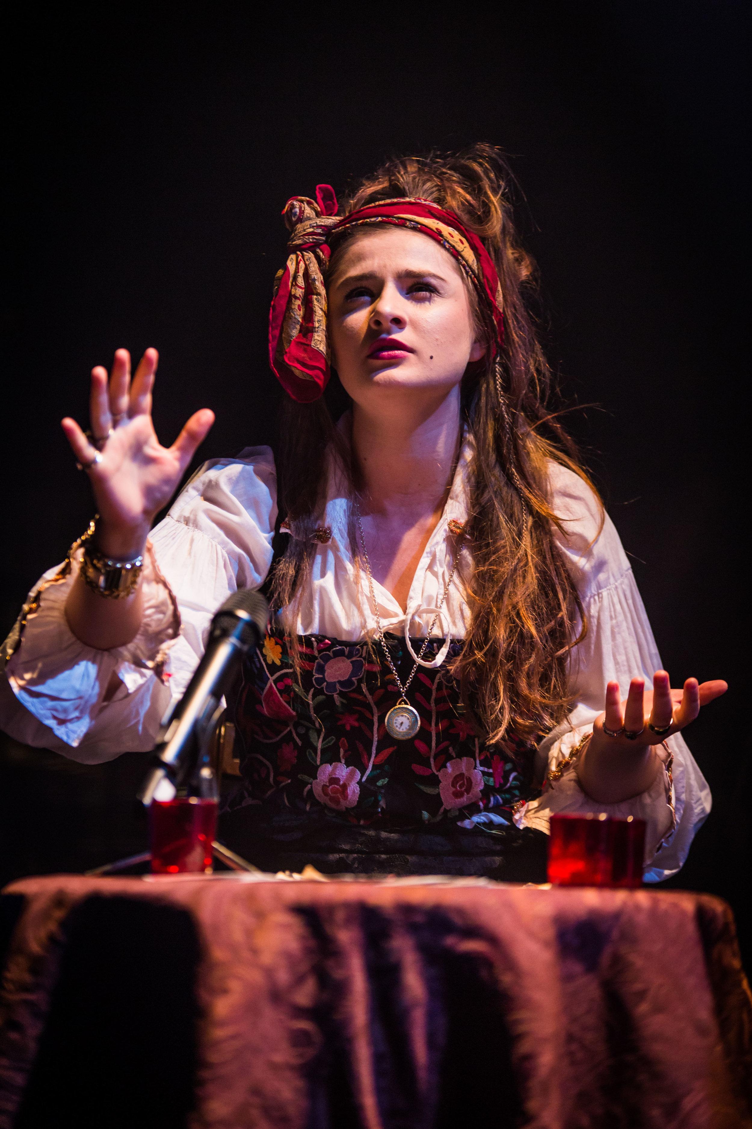 Mascherato: The Musical