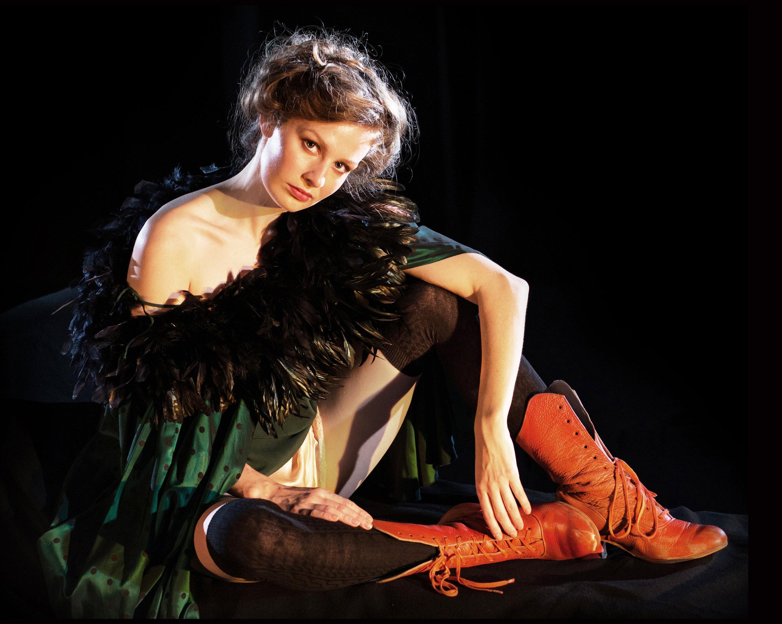 Claudia Jolly, Actress
