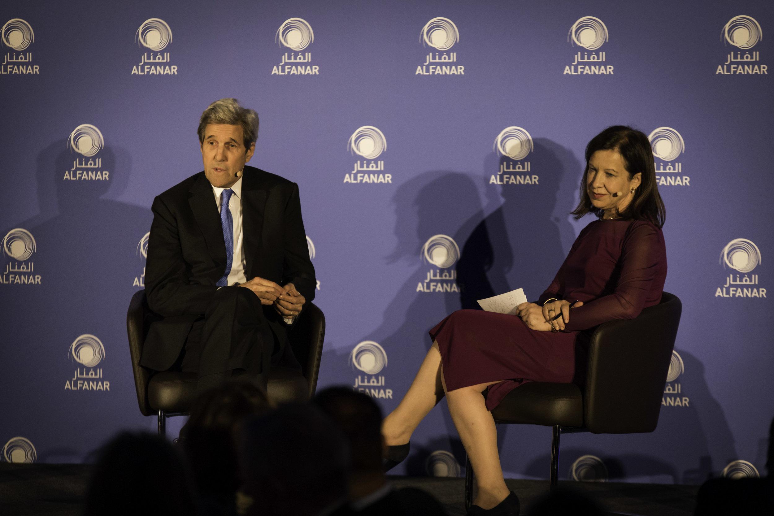 An Evening with John Kerry