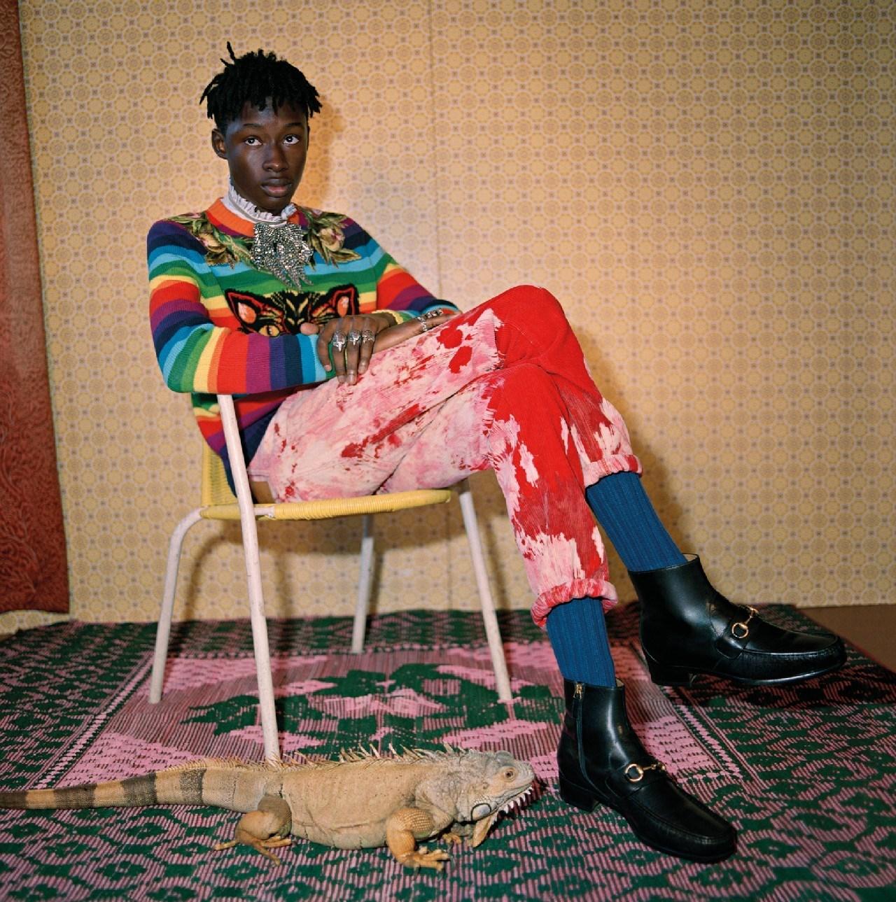 Fotografías cortesía de Gucci.