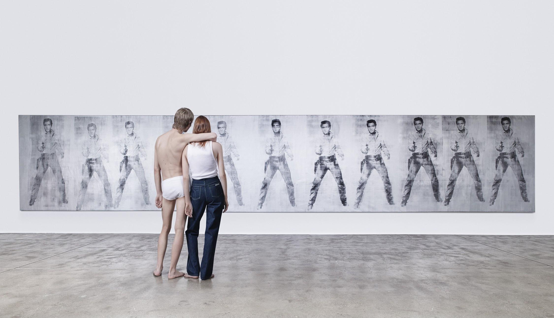 Fotografías cortesía de Calvin Klein