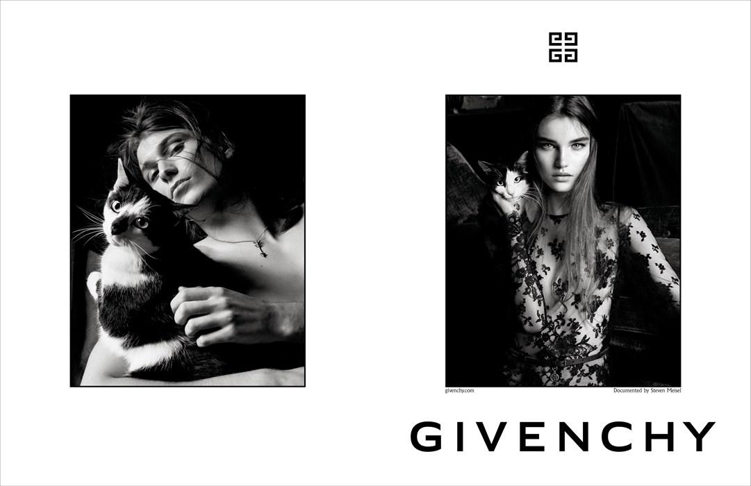 Imágenes cortesía de Givenchy.