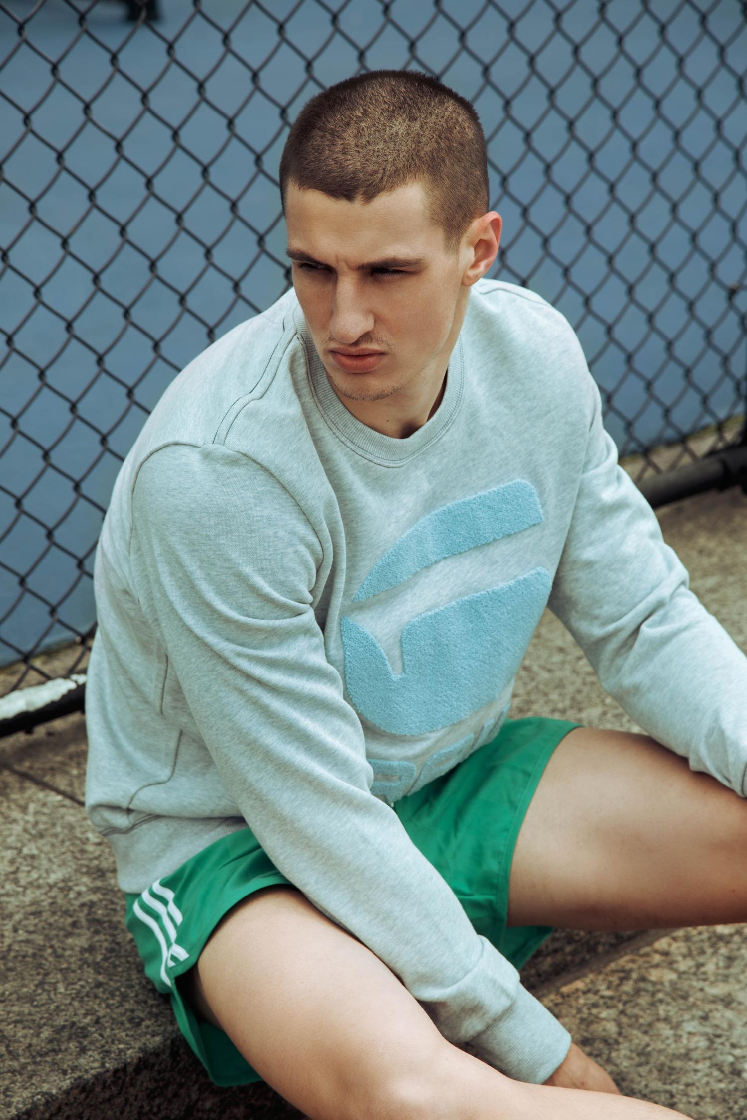 Top  G STAR  shorts de  ADIDAS