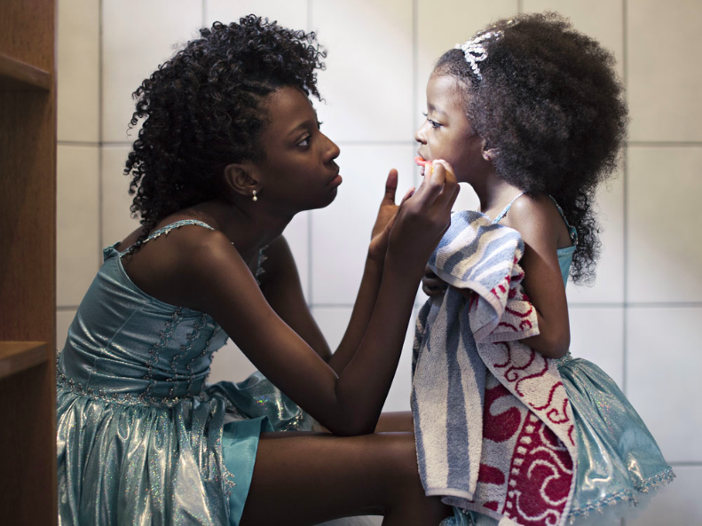 Africamericanos • ©Luisa Door