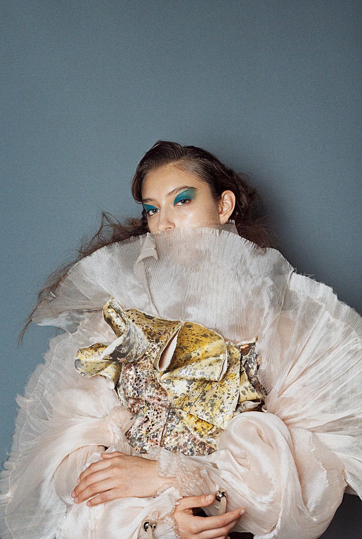 Total Look:  María Ponce