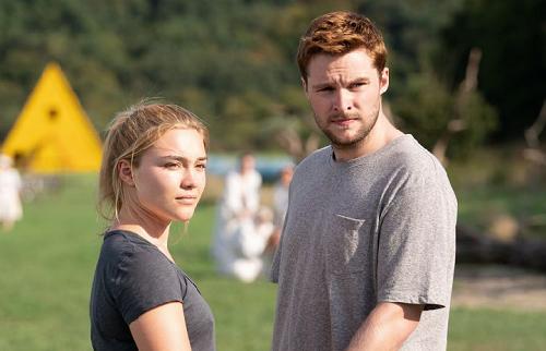 Dani y Christian, protagonistas de la película.