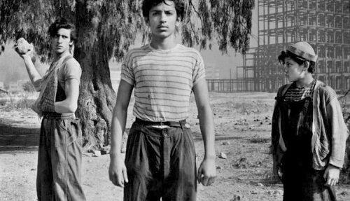 Los olvidados, 1950.