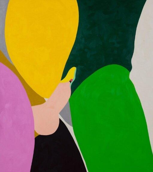 New Beginnings, Helen Beard, 2019.