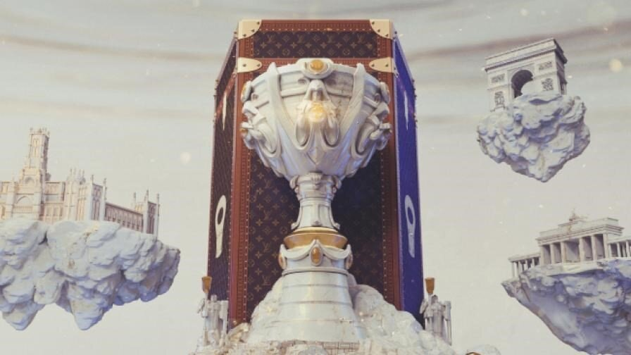 Trofeo Louis Vuitton.