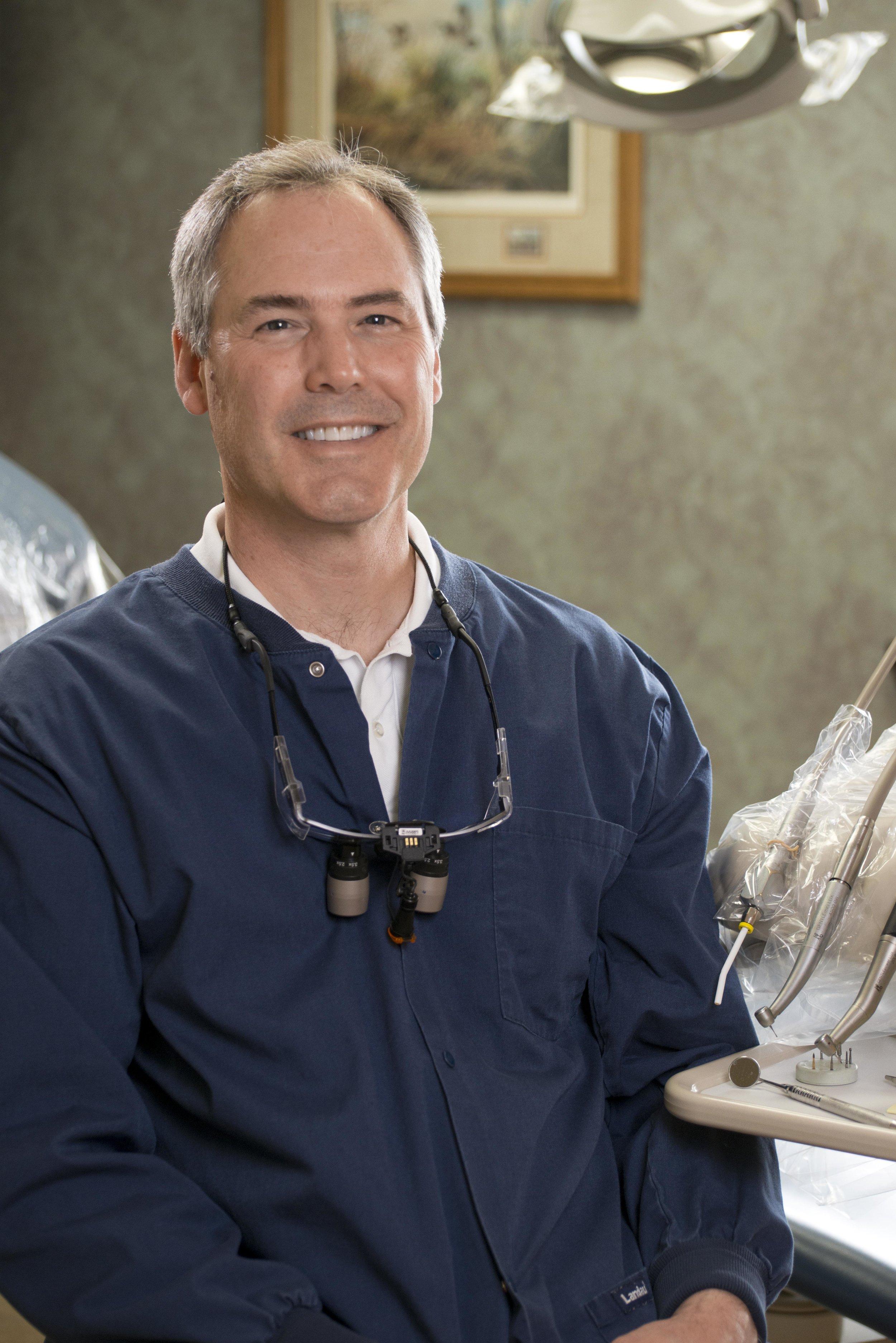 Dr. Daniel McKinney