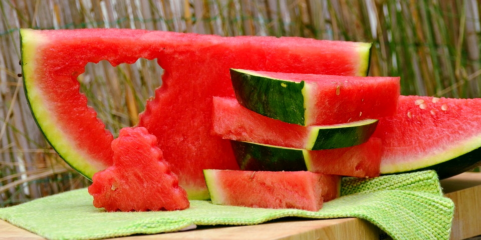 Watermelon brings us joy!
