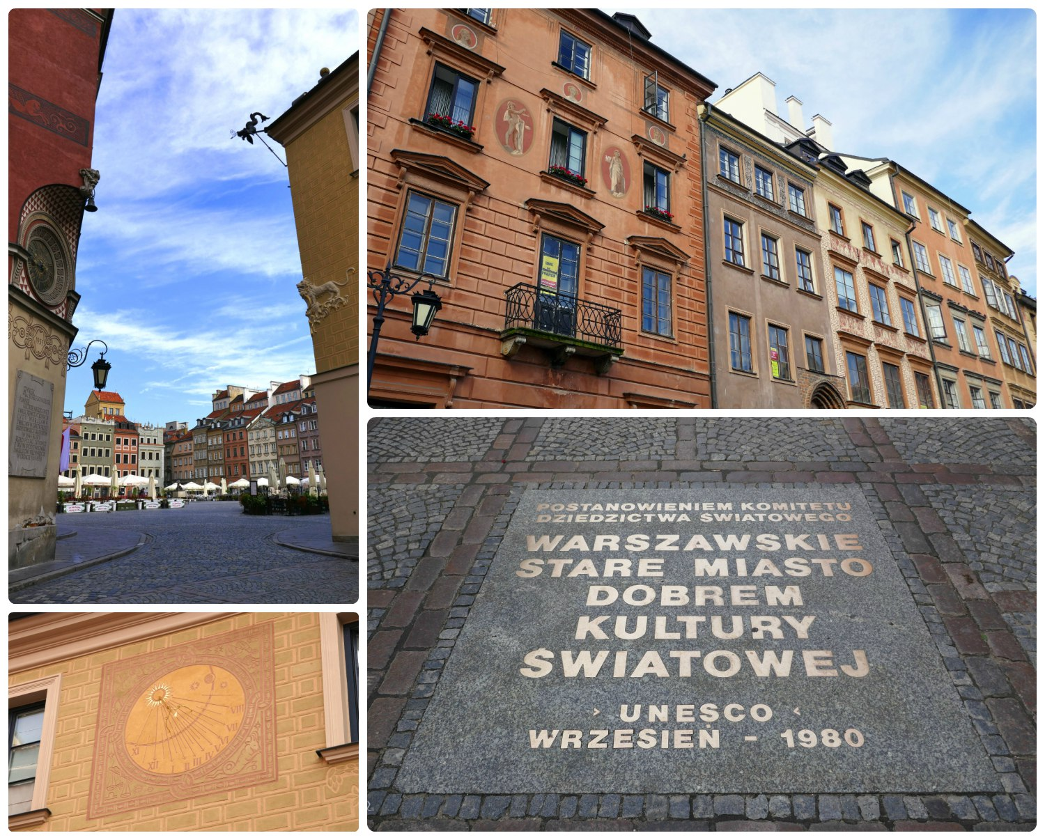 Old Market Square is a must on any Warsaw itinerary! Its quaint charm can be enjoyed in the serene of the early morning and the bustle and culture can be enjoyed throughout the day and into the evening.