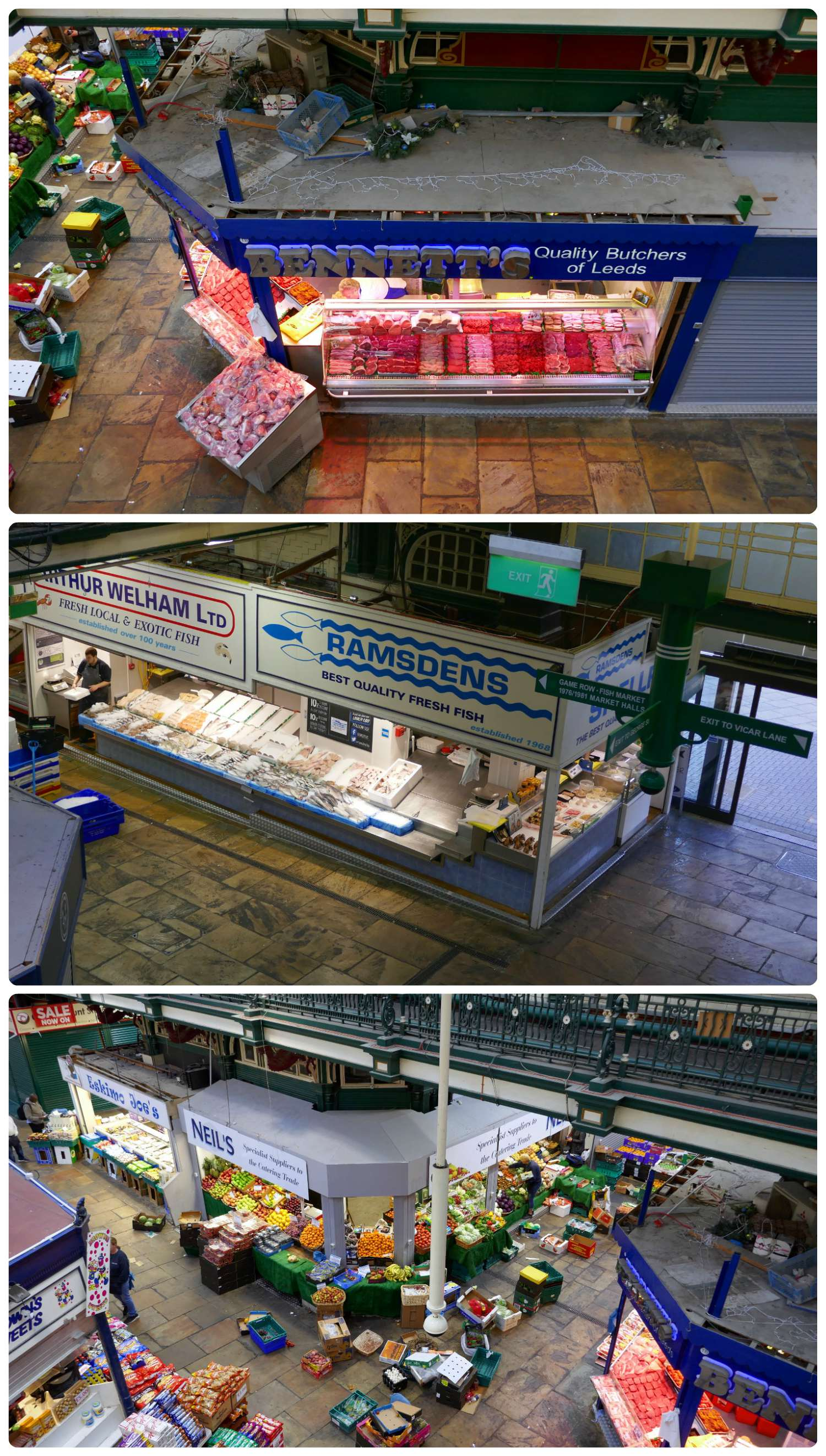 When it comes to shopping for food, Kirk Gate might just be one of the freshest markets in Leeds!