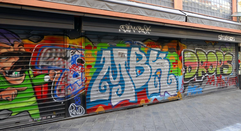 Location : Monastiraki Flea Martket, near Monastiraki Square and Metro Station, Athens, Greece