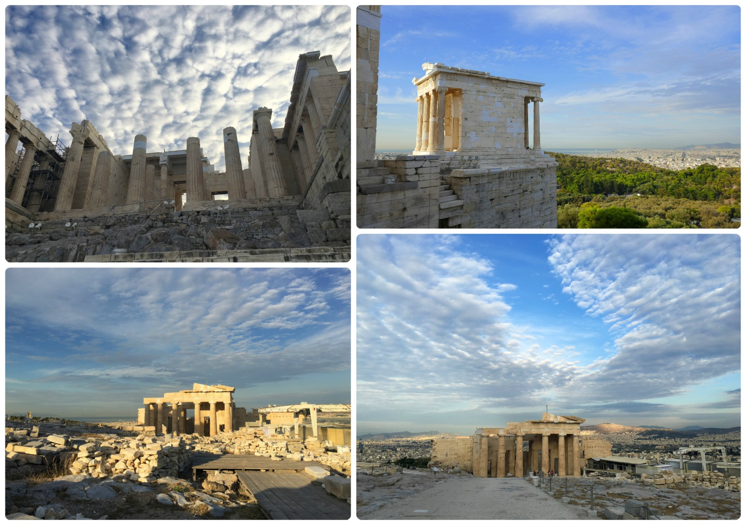 The Athens Acropolis is included in the Athens Combined Ticket!