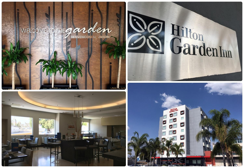 Hilton Garden Inn in  Santiago de Queretaro,  Queretaro, Mexico.