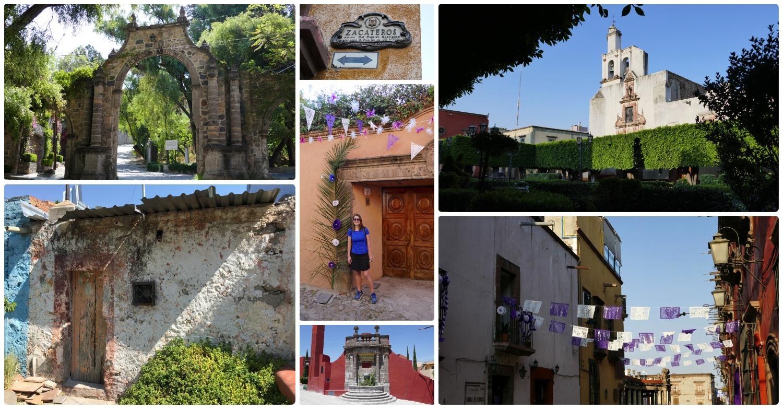 San Miguel de Allende, Mexico is beautiful in all areas!