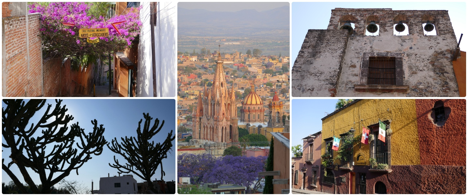 San Miguel de Allende, Mexico is a beautiful city, so it's no surprise why it's become a popular place for tourists and expats alike.