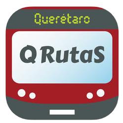 QROBUS App for iTunes iPhone - Q Rutas Mobile App for Bus Routes and Trip Planning in Santiago de Queretaro, Mexico