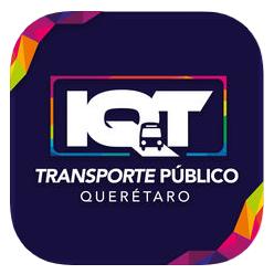 QROBUS App for iTunes iPhone - IQT Transporte Publico Mobile App for Bus Routes and Trip Planning in Santiago de Queretaro, Mexico