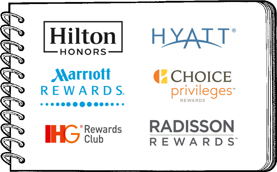 Tips Tricks Hacks make the most of your Elite Hotel Status Hilton Honors Marriott Rewards IHG Rewards Club Hyatt Choice Privileges Rewards Radisson Rewards
