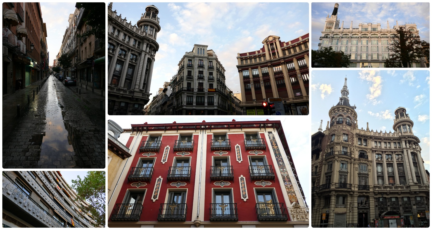 When exploring Madrid, Spain we discovered beautiful buildings and charming streets throughout the city!
