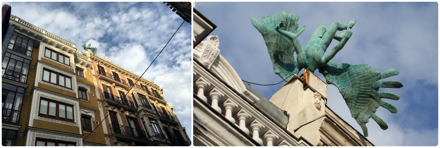 Accidente Aereo  by Miguel Angel Ruiz Beato in Madrid, Spain.