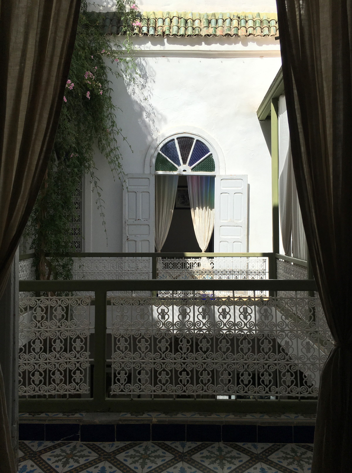 Marrakech Marrakesh Morocco Tourist Tips and travel information city guide how to what to know before you visit where to stay hotels riads example of a riad house of photography museum of photography